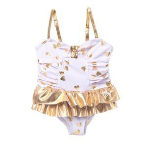 Betsey Johnson toddler Swimsuit 💛